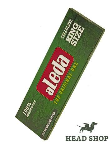 aLeda King Size Papers , 40 leaves
