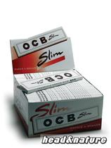OCB Slim white long - 50 x #0