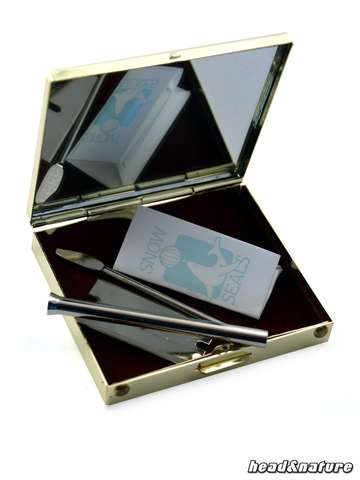 Snuff Kit Mirror Box