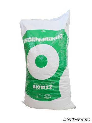 Bio Bizz earth worm humus - 40l