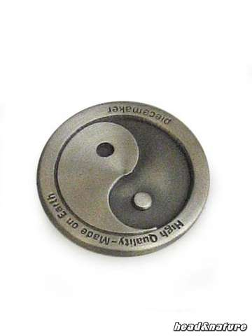 Piecemaker Stamp - YingYang