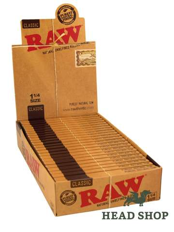 RAW Papers small 1 1/4 - 24 x