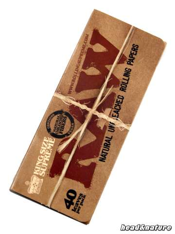 RAW  Papers King Size Supreme