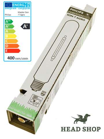 Lightbulb Philips Son-T Agro 400W