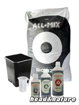 Bio-Bizz - Soil/Nutrient Set - All-Mix #0