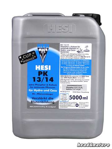Hesi PK 13/14 - for Hydro & Coco 5L