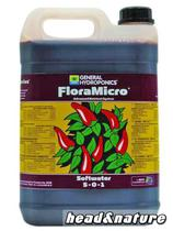 GHE - FloraMicro Soft-Water 5 Liters #0