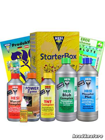 HESI Starter-Kit Soil