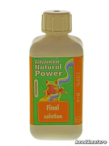 Advanced Hydroponics Natural Power Final Solution  250ml