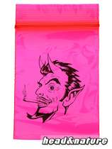 "Zip Bags ""Lord of the House"" 60 x 80mm 100 pcs. #0"