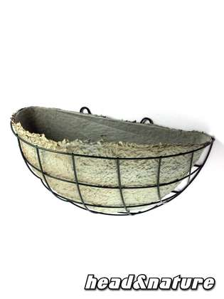 Oxxford® wall basket complete kit 40cm
