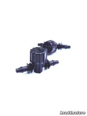 AutoPot valve for 6mm capillary