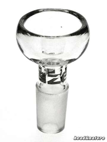 Blaze Glass bowl flat 14.5