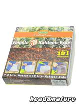 PopUp Soil for Cacti, 10l pack, compressed #0