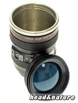 Stash with photographic lens design #1
