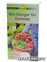 Organic fertiliser for vegetables, 2 kg #0