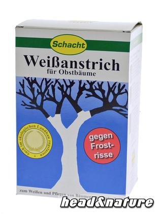 White praint for frost protection, 1 kg