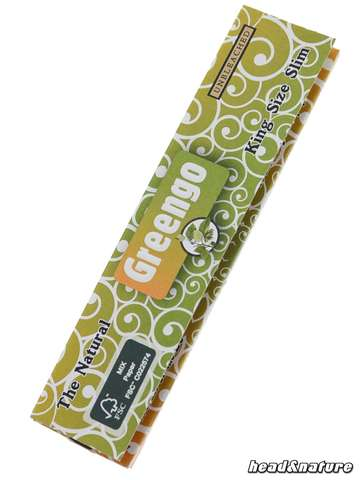 Greengo Papers King Size Slim