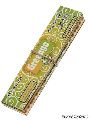 Greengo Papers King Size Slim + Tips