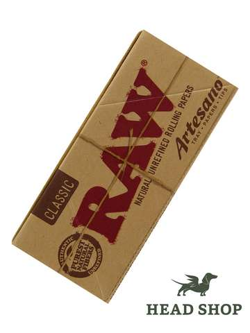 RAW Artesano King size Slim + filter tips