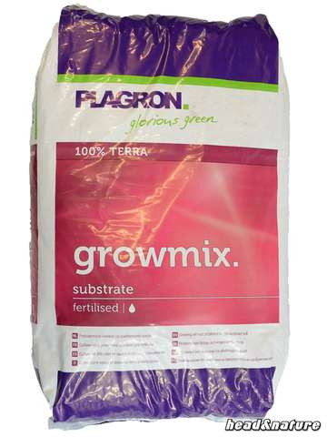 Plagron Grow Mix with perlite, 50 liters