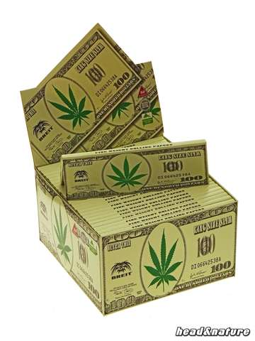 Dollar Papers Kingsize - 50 x