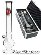 DEA boxed bong straight ICE - 45cm 5mm #0