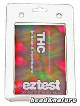 eztest Tube for THC in Hashish and Marihuana #0