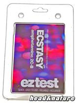 eztest Tube for Ecstasy, (Meth)Amphetamine, 2C-B and more #0