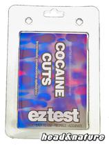 eztest Tube for adulterated Cocaine: Levamisole, Phenacetine, Ephedrine #0