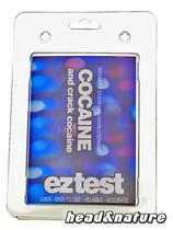 eztest Tube for Cocaine and Crack Identification #0