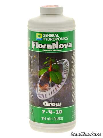 GHE - FloraNova Grow 946 ml