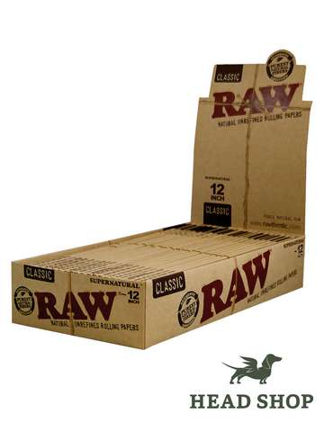 RAW Papers 12 inch  - 20 x