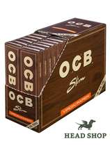OCB Virgin Slim with filter tips - 32 x #0