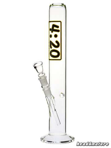 "Highline Bong ""4:20 Time"" 44cm"