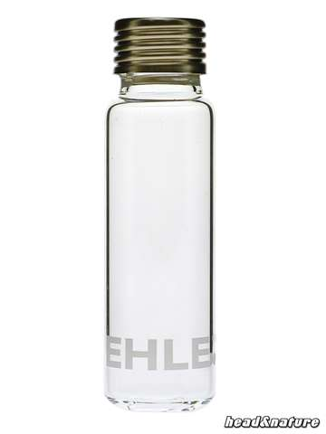 Ehle essence glass container 20 ml clear