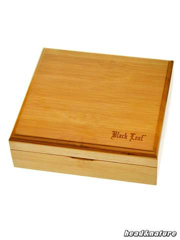 Black Leaf Stoner Box