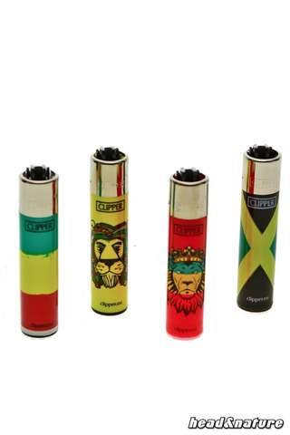 Clipper Reggae Lighter