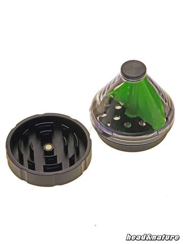 Funnel Grinder 50mm green