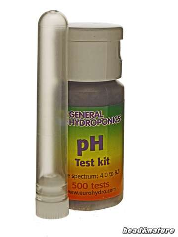 GHE PH Shaking Test 30ml - ca.500x