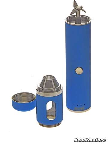 Novi Electric Grinder Blue