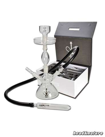 RA Shisha/Bong with case - concave