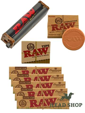Raw Set Multi Connoisseur Rolling Papers Rolling Paper