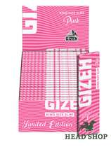 Gizeh KS Slim PINK Limited Editon with magnet - 50x #0