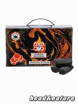 CoCo DUD Hexagon Shisha carbon 216 pieces #0