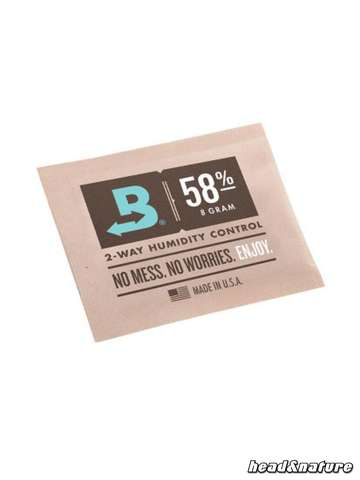 'Boveda' Humidity Regulation 58% RH 8g