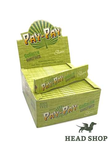 Pay-Pay Slim GoGreen - 50x