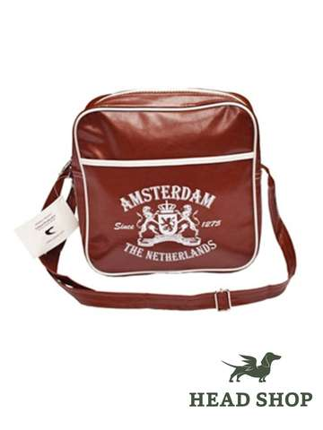 Amsterdam Small Retro Bag Brown