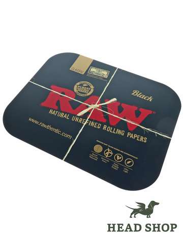 RAW Tray Cover Black - small