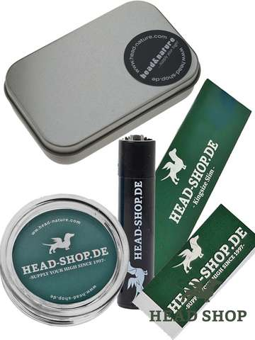 head&nature - We supply your high - Smoker kit